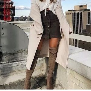 Steve Madden Emotions Over knee thigh high boots